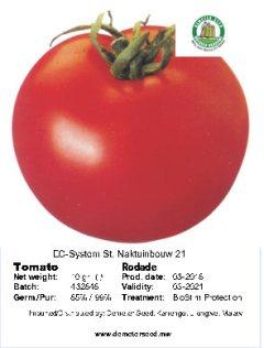 Tomato Rodade front